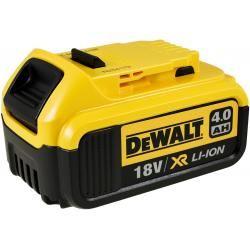 baterie pro Dewalt Typ XR-aku DCB 201 4,0Ah originál