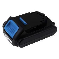 baterie pro Dewalt Typ XR-aku DCB201-2 2000mAh
