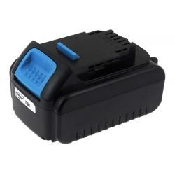 baterie pro Dewalt Typ XR-aku DCB201-2 4000mAh