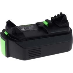 baterie pro Festool šroubovák CXS (neue Version) originál