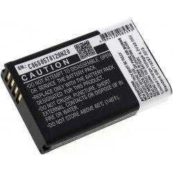 baterie pro Garmin Virb Elite Action HD Camera 1.4