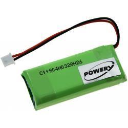 baterie pro Hunde-Ferntrainer-Sender Dogtra 3500-NCP Super-X