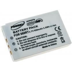 baterie pro Logitech Harmony 880