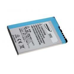 baterie pro Motorola Milestone 3