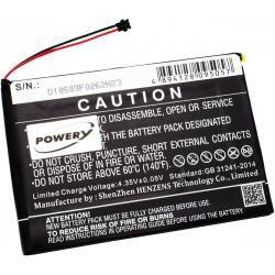 baterie pro Motorola Moto E