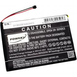 baterie pro Motorola Moto E Dual TV
