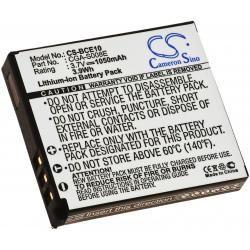 baterie pro Panasonic Lumix DMC-FX30EG-K