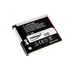baterie pro Panasonic Lumix DMC-FX80