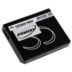 baterie pro Panasonic Lumix DMC-TZ40