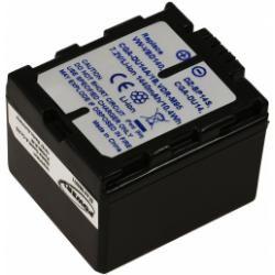 baterie pro Panasonic NV-GS250EG-S 1440mAh