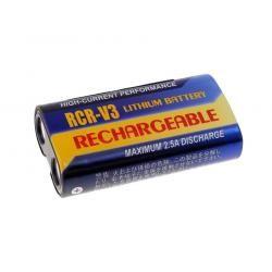 baterie pro Pentax Optio 330GS