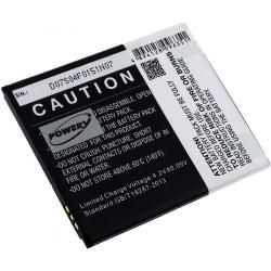 baterie pro Prestigio Multiphone 5501 Duo