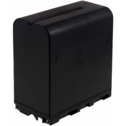 baterie pro Professional Sony kamera HDR-FX1E 10400mAh