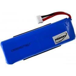 baterie pro reproduktor JBL Charge 2 Plus (Polung beachten!)