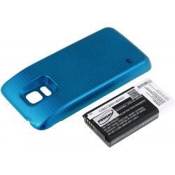 baterie pro Samsung Galaxy S5 Mini 3800mAh modrá