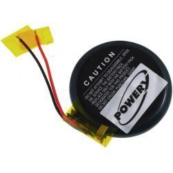 baterie pro Smartwatch Garmin Forerunner 110