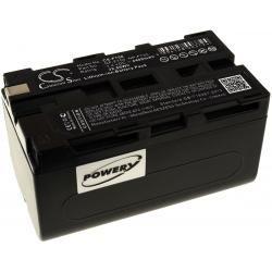 baterie pro Sony DCR-VX2100E černá