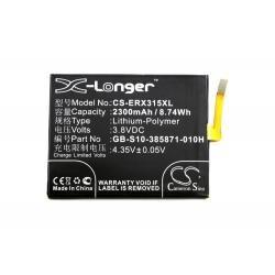 baterie pro Sony Ericsson F3112