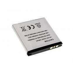baterie pro Sony-Ericsson VivazPro