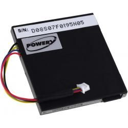 baterie pro Texas Instruments Typ 3.7L1060SP
