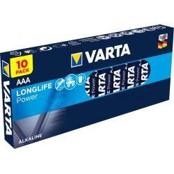 baterie Varta 4003 Industrial Microzelle LR03 AAA 10ks baleníung originál