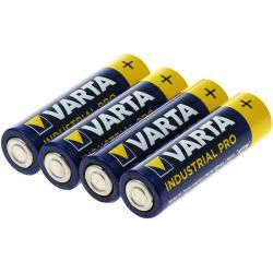 baterie Varta 4006 Industrial AA tužková 4ks Folie originál