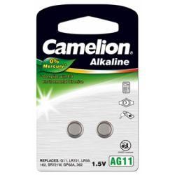 Camelion knoflíkové články AG11 2ks balení originál