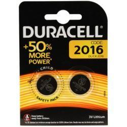Duracell baterie litiový knoflíkový článek 3V CR2016 originál