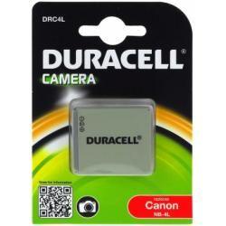 Duracell baterie pro Canon Digital IXUS 40 originál