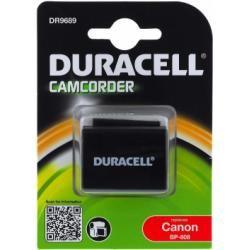 Duracell baterie pro Canon Vixia HF10 (BP-808) originál