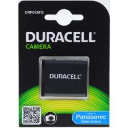 Duracell baterie pro Panasonic Lumix DMC-FT5 originál