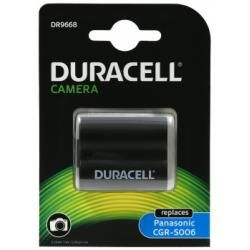 Duracell baterie pro Panasonic Typ CGA-S006A/1B originál