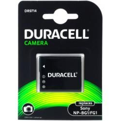 Duracell baterie pro Sony Cyber-shot DSC-H9/B originál