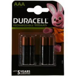 Duracell Duralock Recharge Ultra HR3 aku 850mAh 4ks balení originál