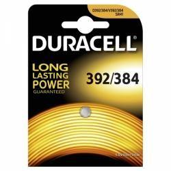 Duracell knoflíkové články SR41 1ks balení originál