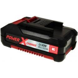 Einhell aku Power X-Change pro šroubovák GE-CT 18 Li Kit 2,0Ah originál