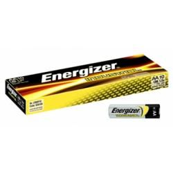 Energizer Industrial alkalická AA tužková baterie 10ks Pack originál