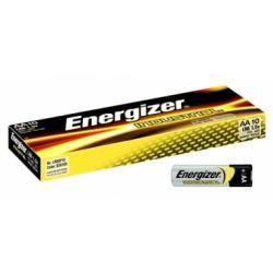 Energizer Industrial alkalická LR6 / EN91 AA tužková baterie 10ks balení originál