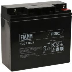 FIAMM náhradní baterie pro UPS 12V 18Ah (hluboký cyklus) originál