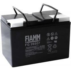 FIAMM olověná baterie 12V 65Ah originál