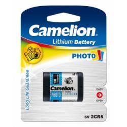 Foto baterie Camelion 2CR5 1ks balení originál
