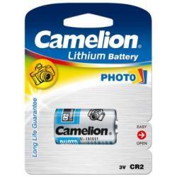 Foto baterie Camelion CR2 1ks balení originál