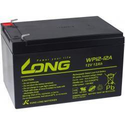 KungLong náhradní baterie pro Kinderfahrzeuge Jeep Hummer 12V 12Ah