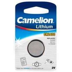 litiový knoflíkový článek Camelion CR2430 1ks balení originál