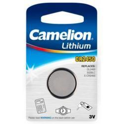 litiový knoflíkový článek Camelion CR2450 1ks balení originál