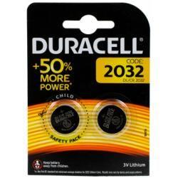 litiový knoflíkový článek Duracell CR2032 DL2032 ED2026 2ks balení originál