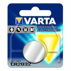 litiový knoflíkový článek Varta 6032 1ks balení originál
