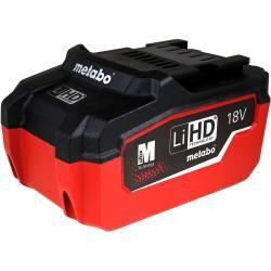 Metabo baterie pro šroubovák BS 18 LTX-X3 Quick 5,5Ah originál
