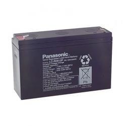 Olověná baterie Panasonic LC-R0612P 6V 12Ah