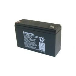 Olověná baterie Panasonic LC-R0612P1 6V 12Ah